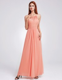Ever-Pretty Long Chiffon Lace Evening Formal Party Ball ...
