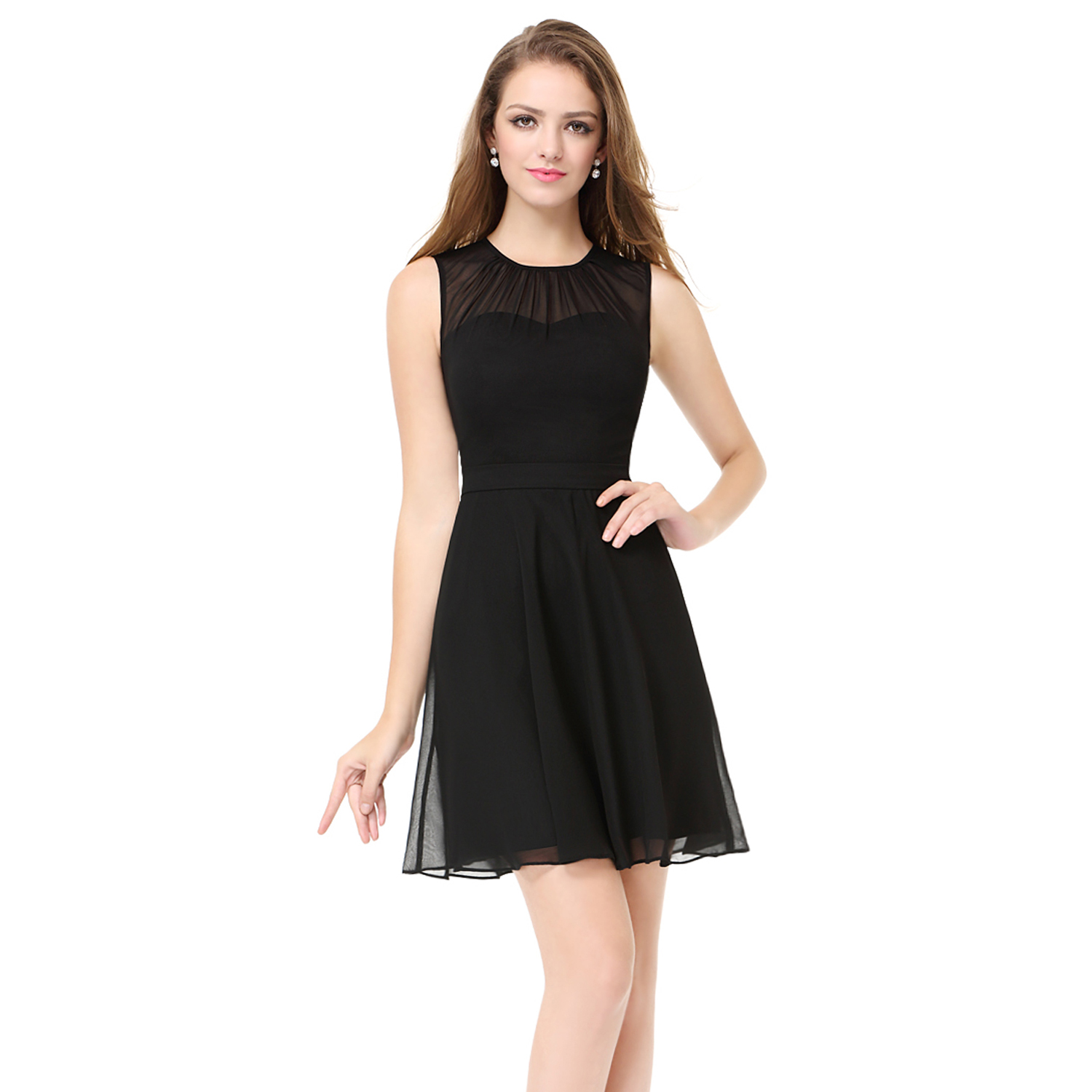 Short Prom Cocktail Bridesmaid Casual Evening Party Dress 05253 Ever Pretty  eBay