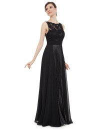 Womens Lace Bridesmaid Dresses Formal Evening Prom Ball ...