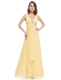 UK Women's Formal Evening Long Gowns Party Prom Bridesmaid ...