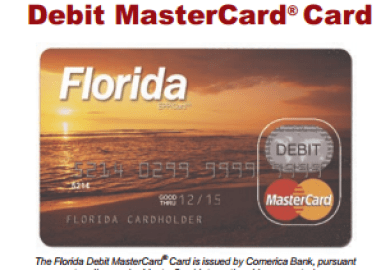 Gallery Child Support Florida Card