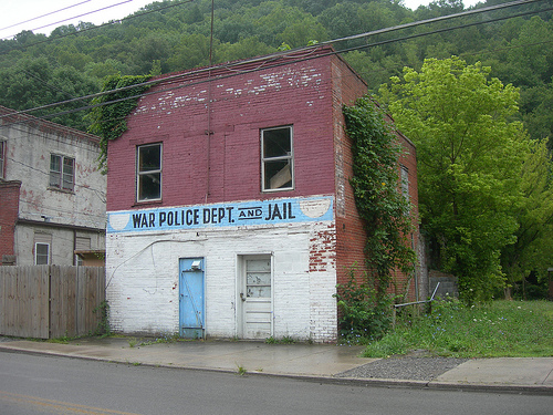 (Old) War Police Department & Jail