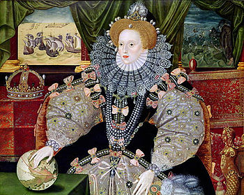 Elizabeth I of England, the Armada Portrait