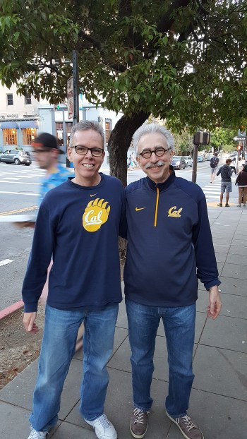 Me and Chancellor Dirks