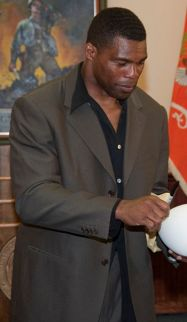 Heisman Trophy Winner Herschel Walker