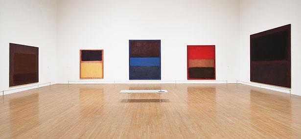 Rothko at MOCA