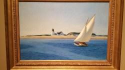 """The Long Leg,"" Edward Hopper"