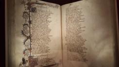 Chaucer manuscript