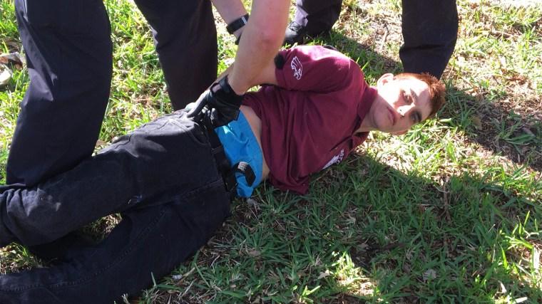 Nicolas Cruz arrest