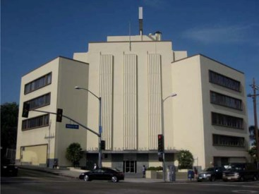 The Golden State Mutual Building