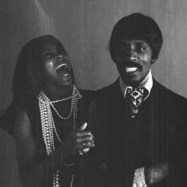 Ike and Tina Turner, Nov. 1969
