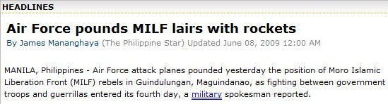 Air Force pounds MILF lairs with rockets
