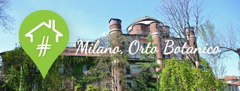 Orto botanico di Brera da #turistanellamiacittà