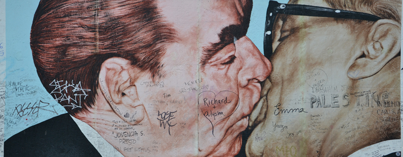 East Side Gallery: quel pezzo di muro di Berlino galleria a cielo aperto