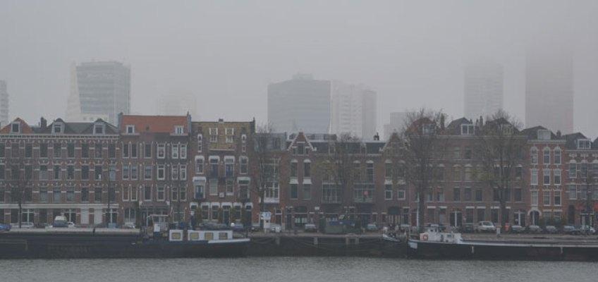 Rotterdam con la nebbia: consigli utili per la visita