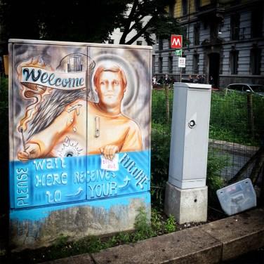 Energy Box a Milano: Piazzale Cadorna