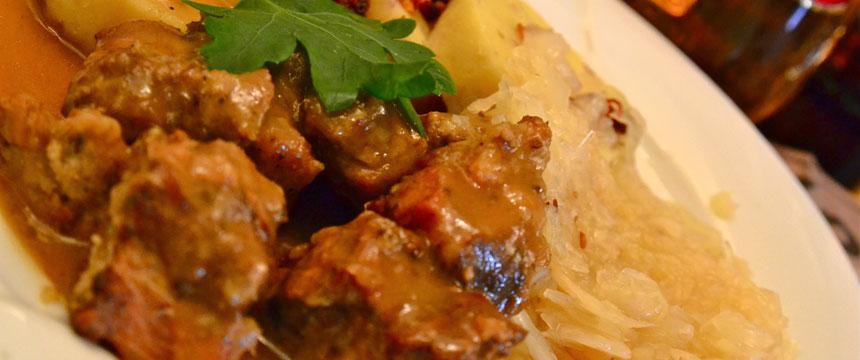 5 cose che vi capiterà di mangiare a Praga