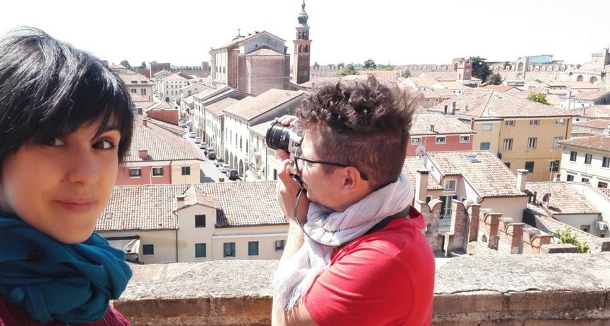 Cittadella in Veneto: passeggiando sulla cinta muraria