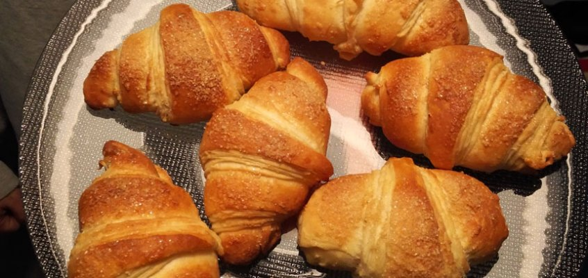 Brioche come al bar con Monsieur Cuisine Plus