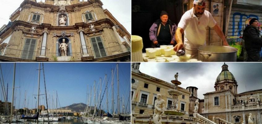 Visitare Palermo, a piedi, in tre giorni: cosa fare, vedere e dove mangiare