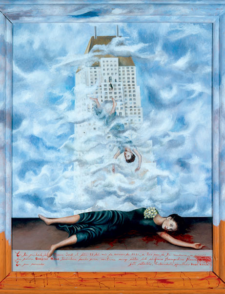 Frida Kahlo - Suicidio