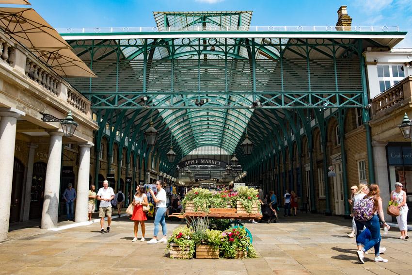 Londra Covent Garden