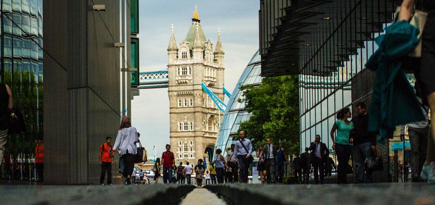 Visitare Londra a piedi in tre giorni Eppure sono in viaggio