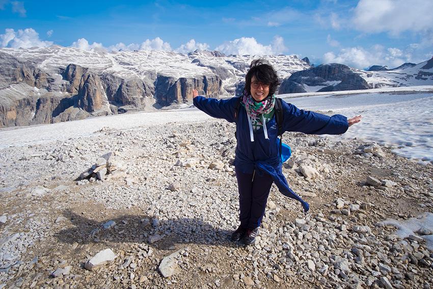 Passo Pordoi: perché salire sulla Terrazza delle Dolomiti