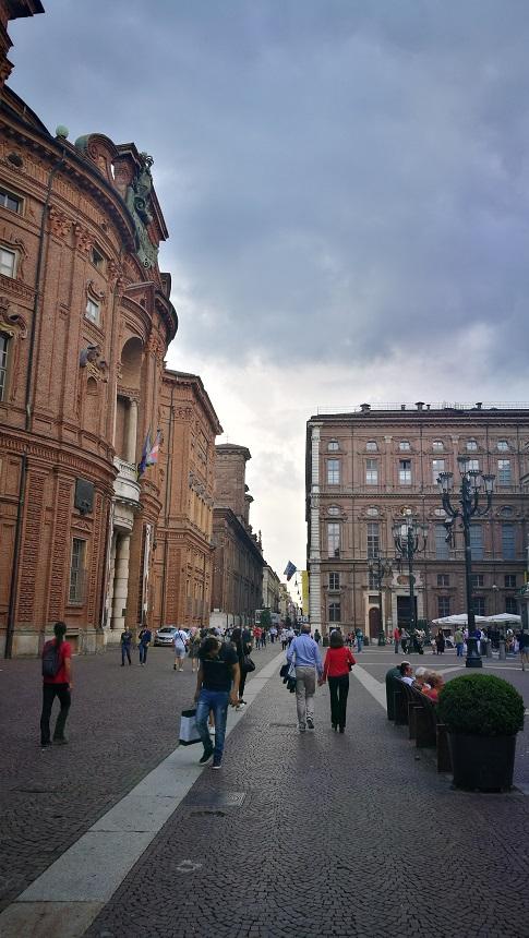 Torino, strade