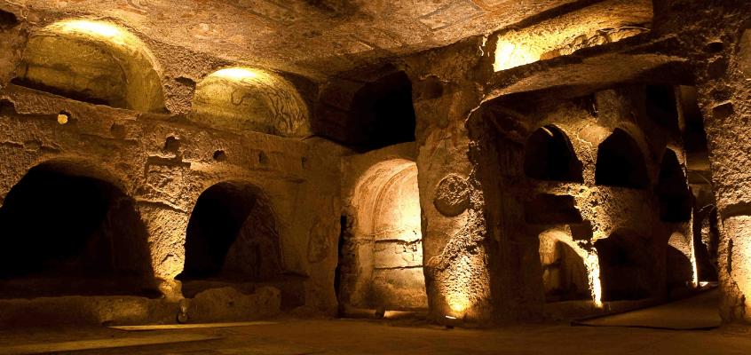 Visitare le Catacombe di Napoli: consigli e informazioni utili