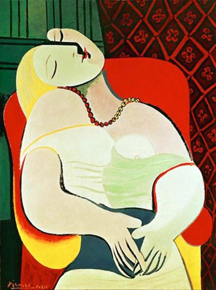 Il sogno (1932) - collezione privata di Steven A. Cohen, New York
