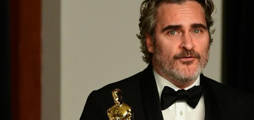Oscar 2020, il commovente discorso di Joaquin Phoenix