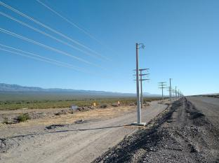 Linea Media Tensión 33 kV - Nuevo Servicio Penitenciario