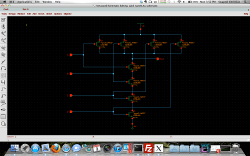 small resolution of 4 input nand gate schematic