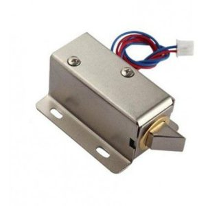 12V-Solenoid Lock-door-lock