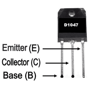 D1047-bipolar-transistor