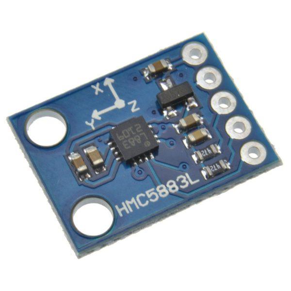GY-273-HMC5883L-Triple Axis-Compass-Magnetometer-Sensor-Module
