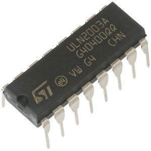 ULN2003-IC-stepper-motor-drive