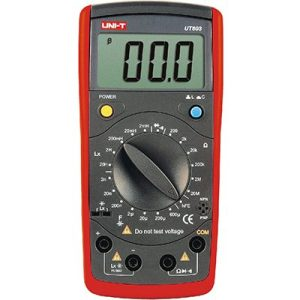 UT603-Inductance-Capacitance-Meter-UT600 Series-LCR-Meters-UNI-T