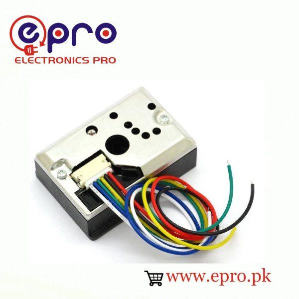 Dust Sensor Module GP2Y1010AU0F in Pakistan
