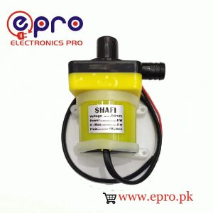 Shafi Brushless Water Pump DC 12V in Pakistan