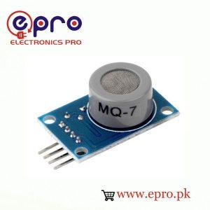MQ7 Gas Sensor Carbon Monoxide in Pakistan
