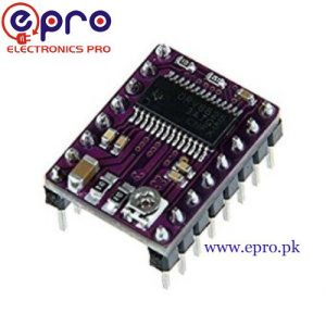 DRV8825 Stepper Motor Driver in Pakistan