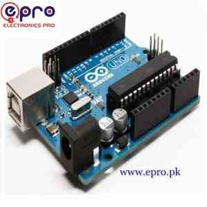 Arduino UNO R3 Without Cable in Pakistan