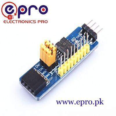 PCF8574 IO Expansion Board I2C-Bus Evaluation Development Module in Pakistan