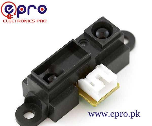Sharp IR 2Y0A02 Long Range Sensor in Pakistan