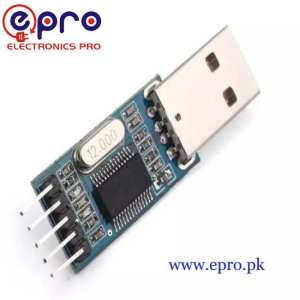 USB to TTL Serial Converter Module Adapter PL2303 in Pakistan