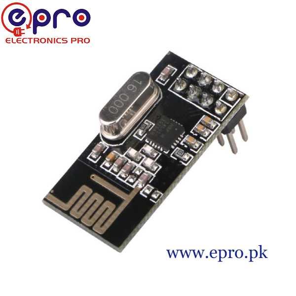NRF24L01 Wireless Transceiver in Pakistan