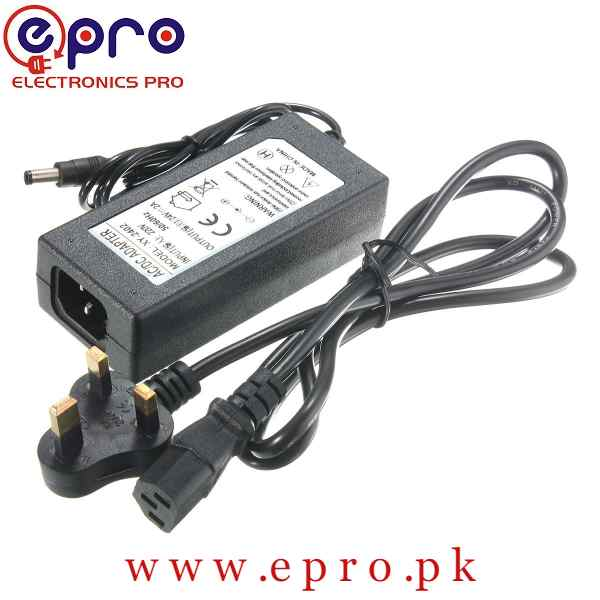 AC DC Adapter 24V 2A Switching Power Supply in Pakistan