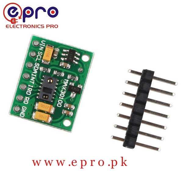 MAX30100 Oximeter Heart Rate Module in Pakistan